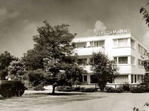 Bild zur Chronik: ehem. Verwaltungssitz in Schwabach