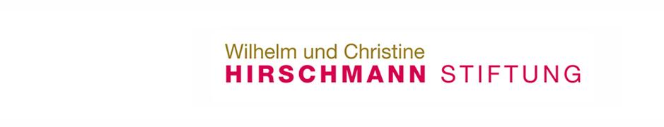 Hirschmann Stiftung Logo
